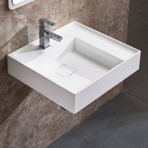 "24"" Wall Mount Bathroom Vanity"