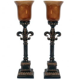 Gothic Uplight Set of 2