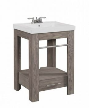 "24"" Glacier Bay Drifton Bathroom Vanity"