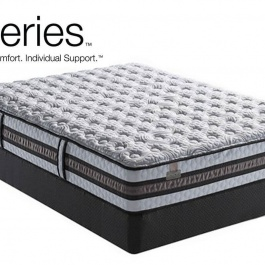 Serta I-Series Queen Mattress Set