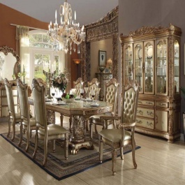 Dining Room Set- Vendome Gold Patina