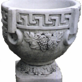 Brooklyn Concrete Urn