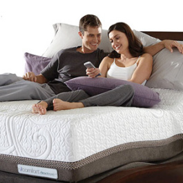 King Size Adjustable Bed