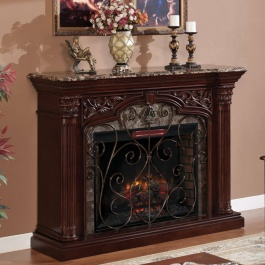 Astoria Electric Fireplace Mantel