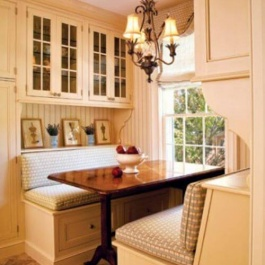 Custom Kitchen Benches