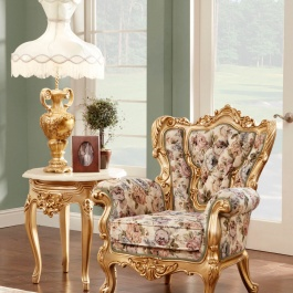 French Accent Chair