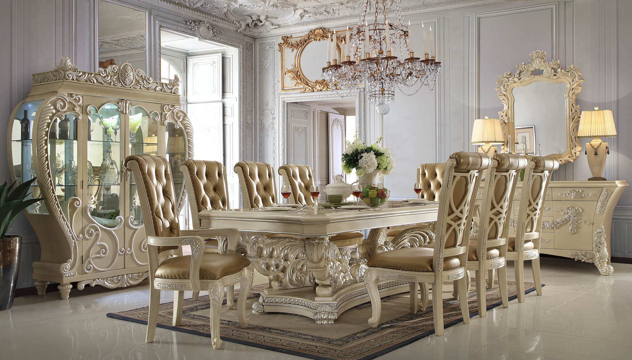 71 dining room furniture stores route 110 farmingdale for Home furniture galleries farmingdale