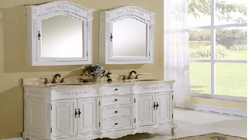 bathroom vanities - Bathroom Cabinets Long Island