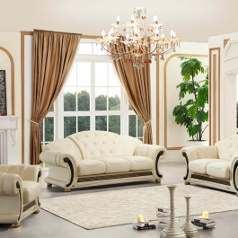 3 pc Versachi Living Room Set