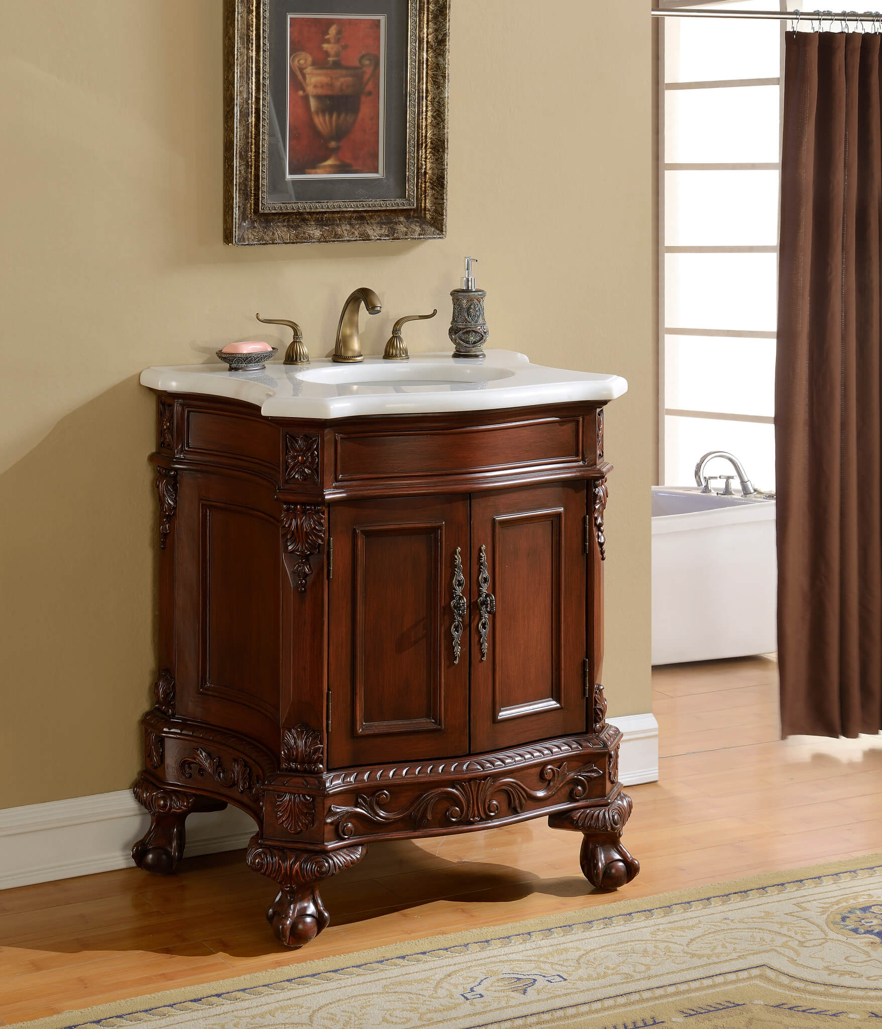 30 chelsea bathroom vanity antique recreations