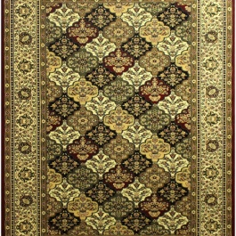 S. Belkis Multi-Color Rug