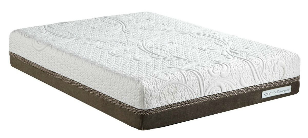 prodigy king products foam memory icomfort set iii mattress serta