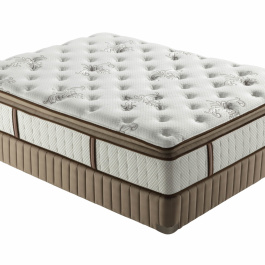 Sterns and Foster Queen Mattress Set