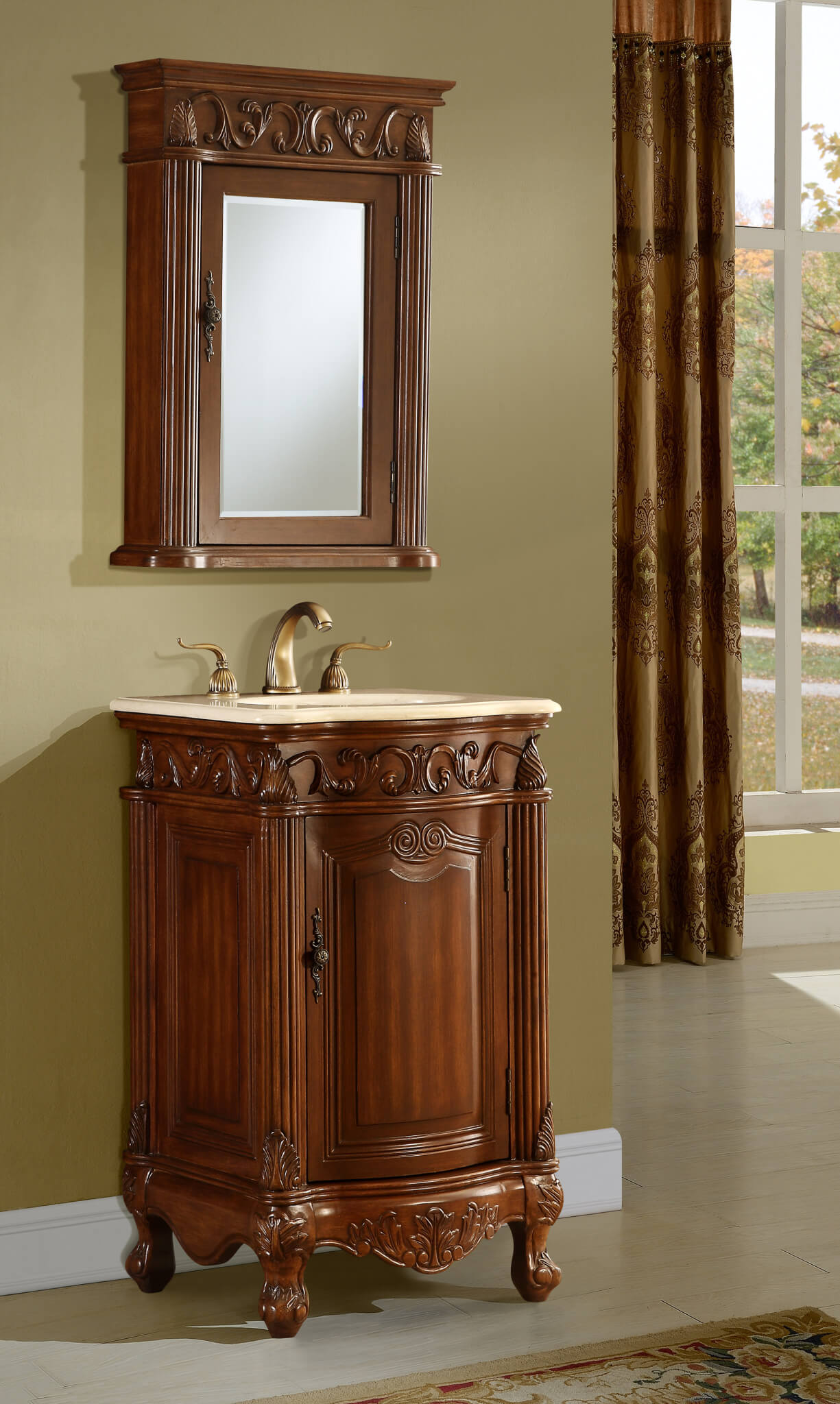 21 Quot Tuscany Bathroom Vanity Antique Recreations
