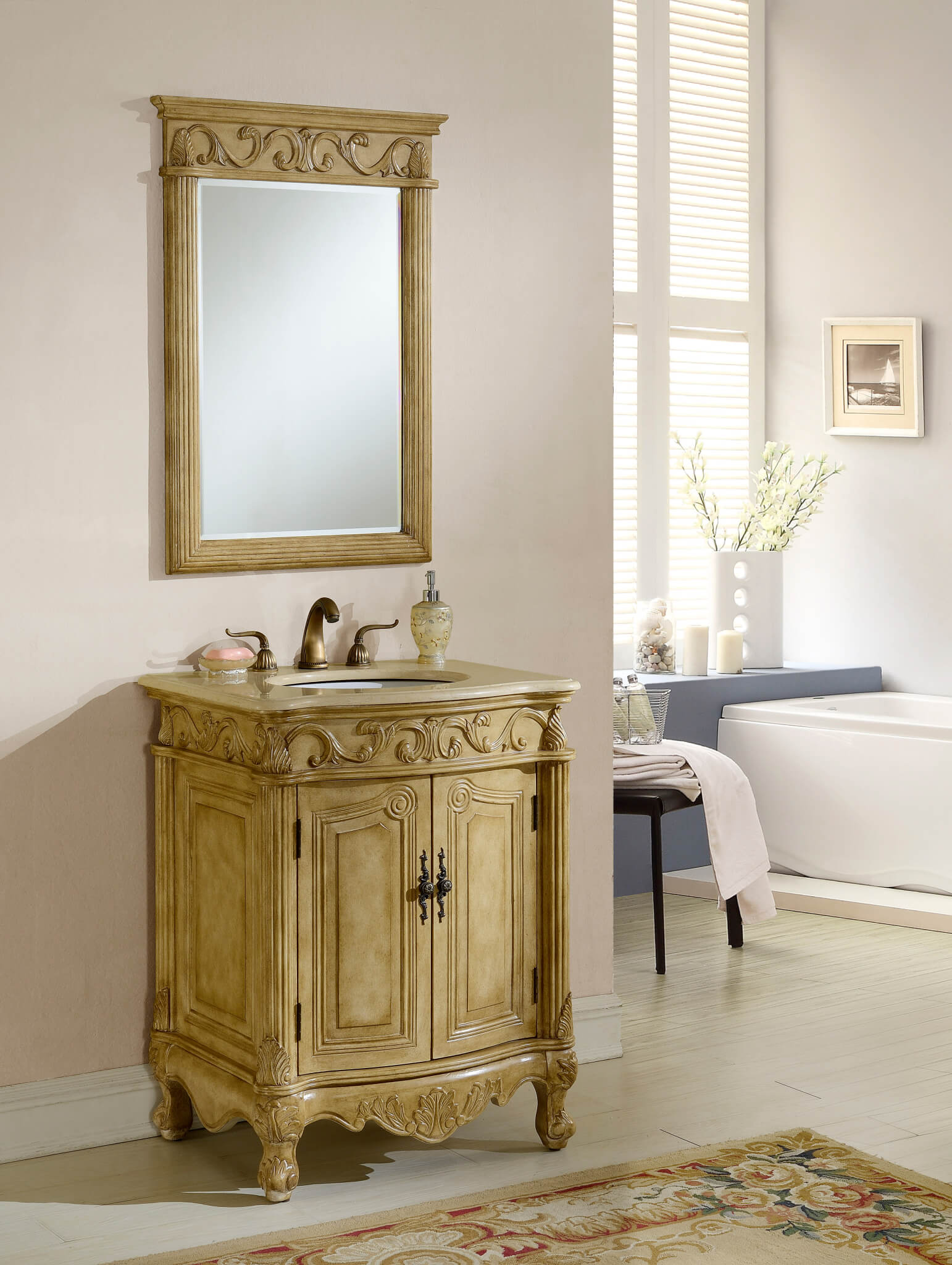 Tuscany bathroom vanity 28 images tuscany bathroom for J tribble bathroom vanities