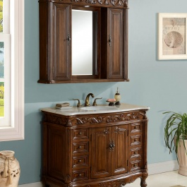 "42"" Tuscany Bathroom Vanity"