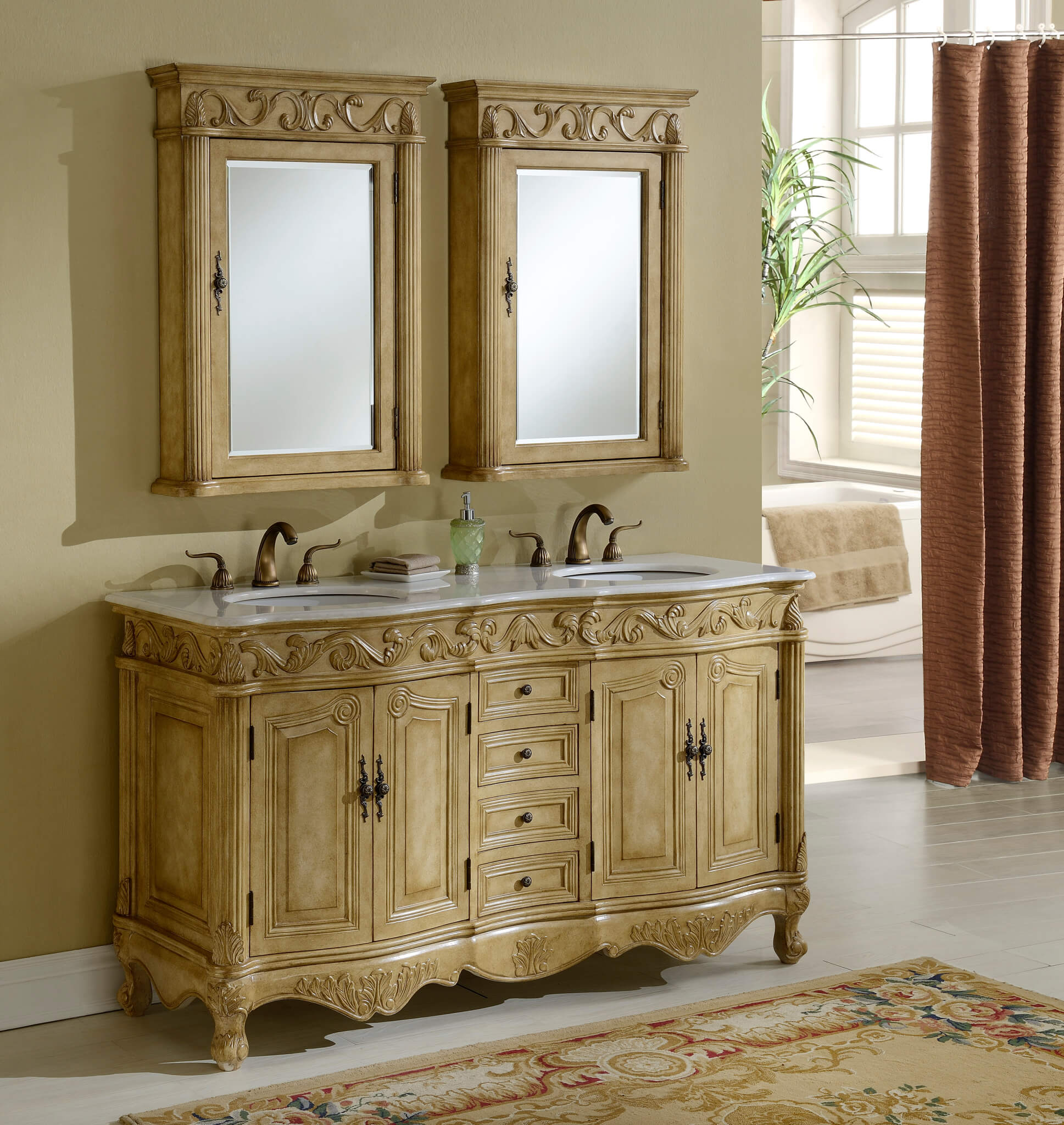 double bathroom sink vanities awesome copy of vanity cabinets modern