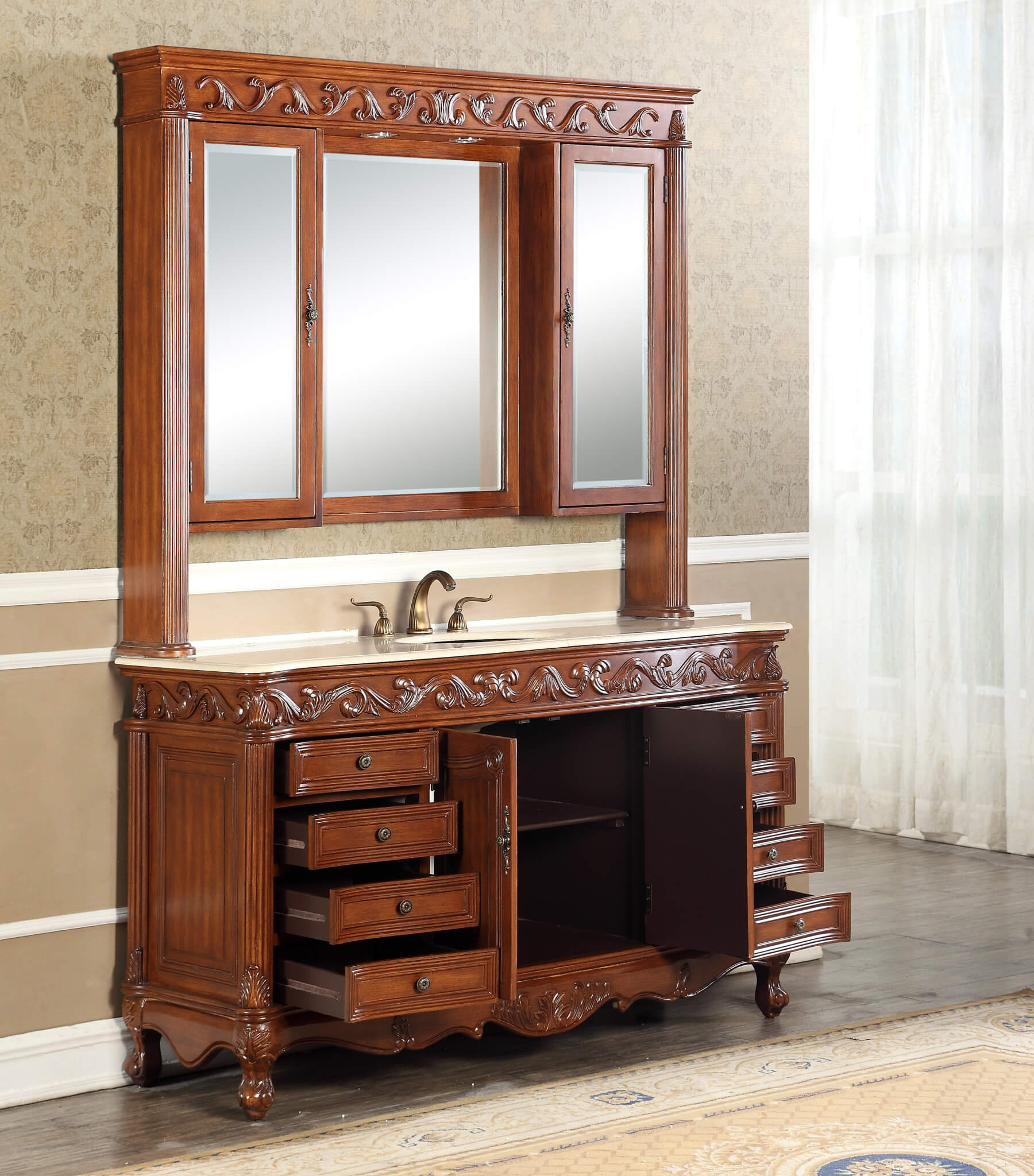 Tuscan bathroom vanities tuscan bathroom vanities 28 for Tuscan bathroom vanity cabinets