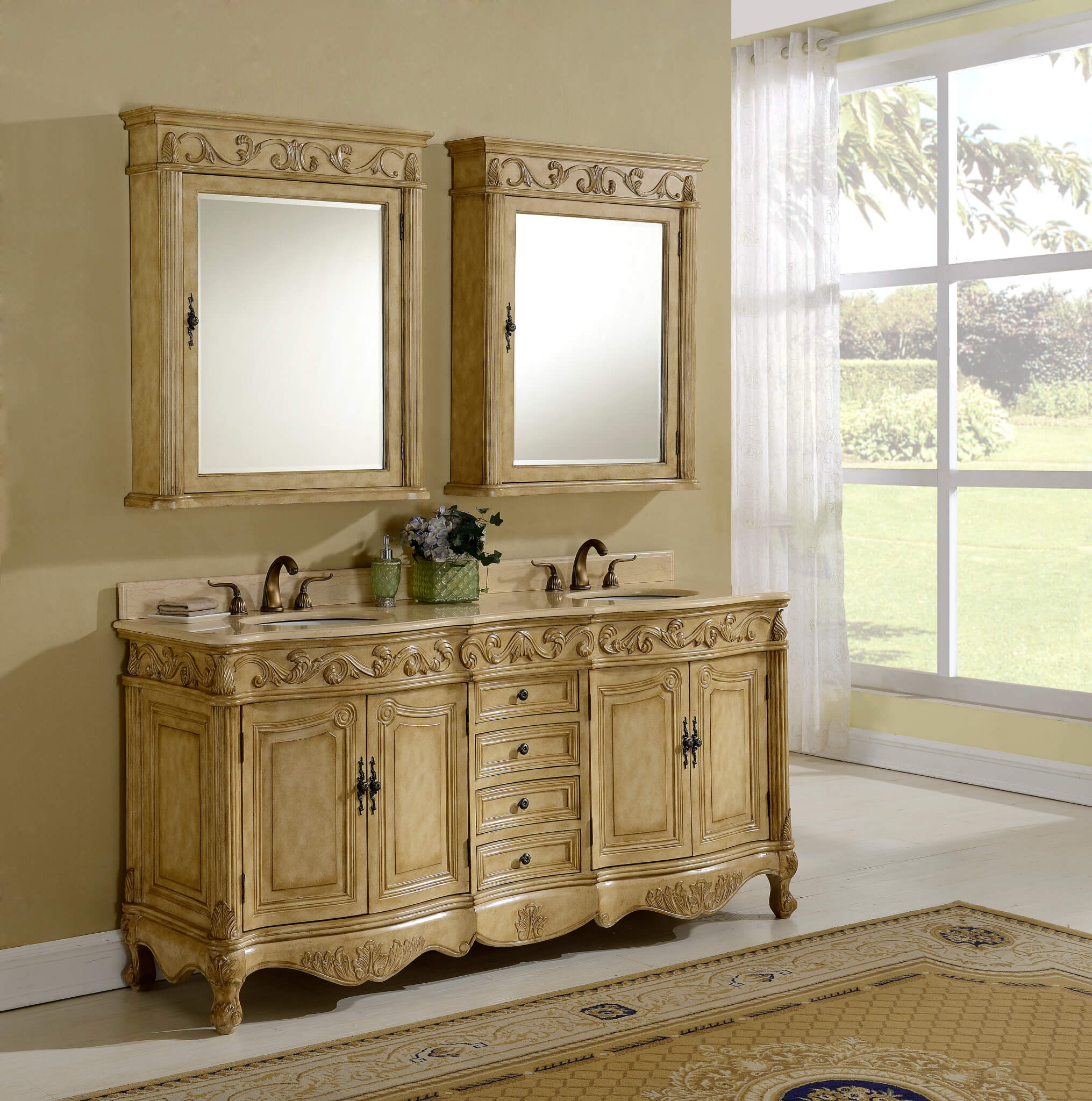 water l double creation vanity with design tops larger derby interior sink inch top view