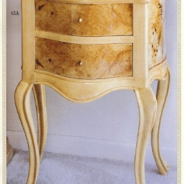 Burl Side Table M103