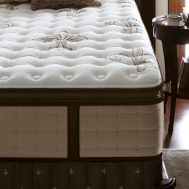 Sterns and Foster King Mattress Set