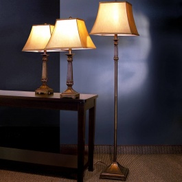 3 Piece Lamp Set